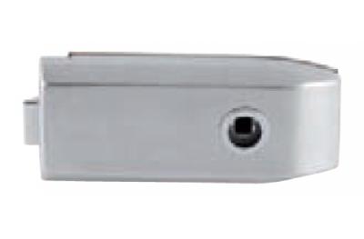 Schloss für Glas ohne Loch Key Tropex 175x75mm
