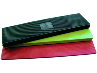 Verglasungsstärke 100x24mm Kunststoffdicke bei Wahl 1000 PC heicko