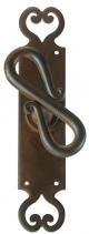 2203 Rom Galbusera hand Cremonese Hammer Schmiedeeisen Fenster