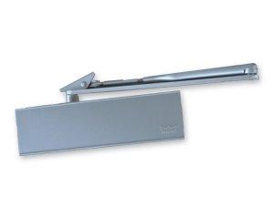 Schließer Ninz Türen REI Arm Silber CP1
