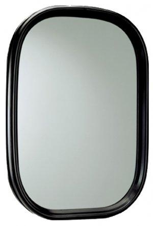 Porthole Rubber große rechteckige Glas 5 + 5 Colombo