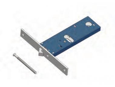 Omec Hakensperrbereich für Mechanik Aluminium