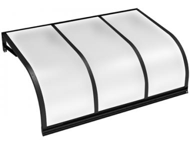 Shelter Cassiopeia Black Opal Aluminium AMA Sonnenschutz