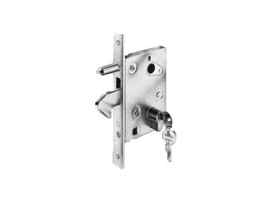 Schloßhaken Savio Beidhändig für Türen und Tore Schiebe
