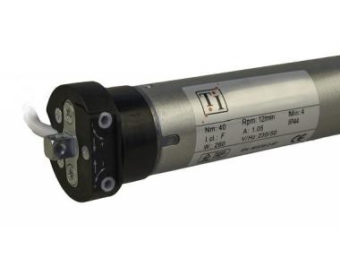 Smart 25 25Nm 50kg Rohrmotor für Rollläden Tech International
