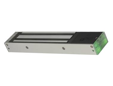 V3SR 300Kg Beleuchtete Aufputz-Haftmagnete von 12/24V DC +  Rückmelde-Relais NFS 61-937 CDVI