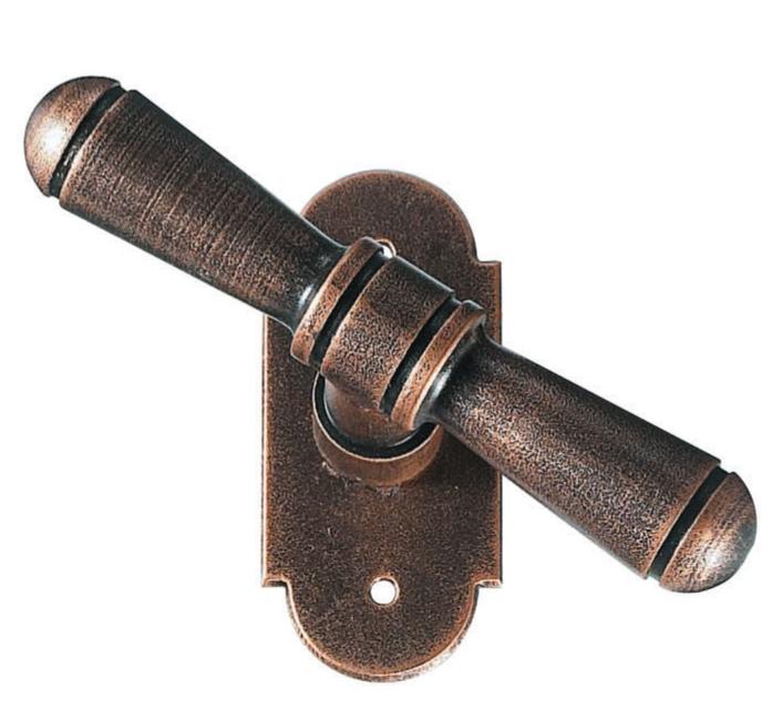 Bern galbusera hammer handgriff mit rosette eisen fenster for Fenster hammer