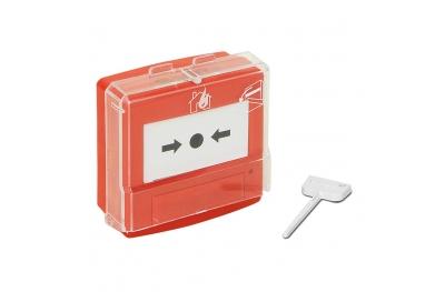 05110R Teca tragfähiger Alarme für Central Fire monozona EN54