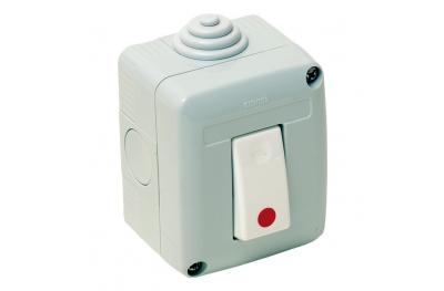 05115 Reset-Taste für Central Fire monozona Compliance-EN54