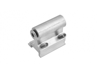 """Junction """"T"""" Tür Aluminium C: 38mm Meister"""