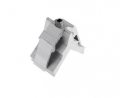 Schraube Halter an Aluminium Alutec 15x25mm