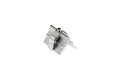 Schraube Halter an Aluminium Alutec 10x45mm