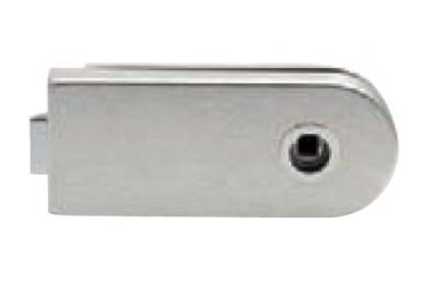 Schloss für Glas ohne Loch Key Tropex 160x65mm