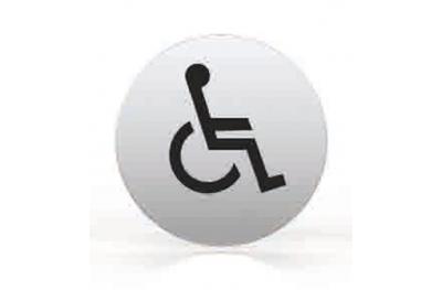 Piktogramm für Düsen Runde Badewanne Behindertengerechte Toilette Tropex