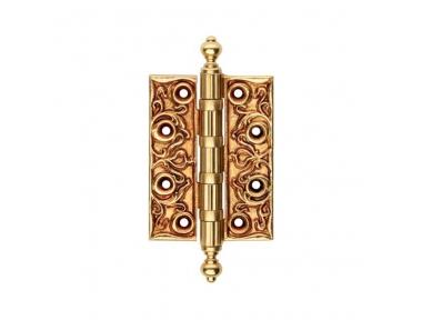 1270 CE Holztürscharnier Barock und Raffinierte Linie Cali mit Luxus Dekorationen