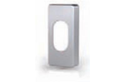 Düsenzylinder Rechteck Oval Edelstahl Tropex
