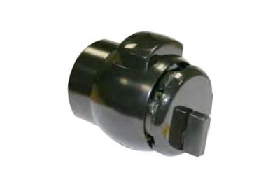 12 PremiApri für Bad Verriegelungsknopf mit Tubular Series Nova Meroni
