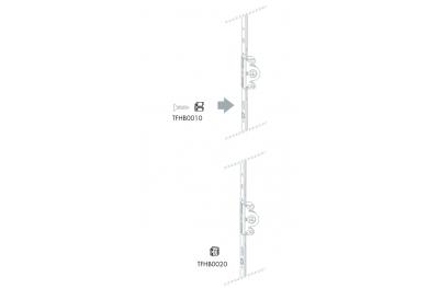 Hubbegrenzung Cremonese Zubehör Siegenia Titan