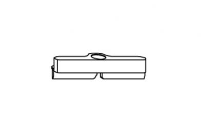 Feedback Klinke 56 Siegenia Titan für PVC-