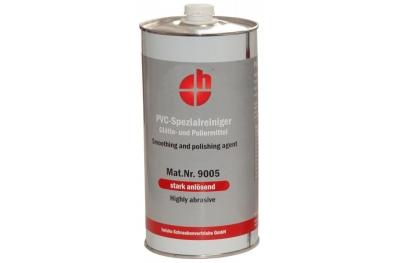 Reiniger für PVC Strong Aktion 1L Solvent heicko Segatori