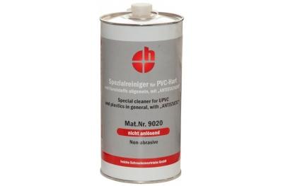 PVC-Reiniger ohne Lösungsmittel 1L heicko Segatori