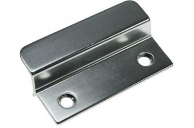 Silber Aluminium kleine Griff für Französisch Türen Außen heicko Segatori