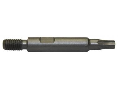 Gewindeeinsatz M5 TX25-33mm Automatische Schraubendreher mit Loch heicko Segatori