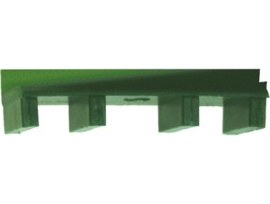 Verglasungsstärke zum Kleben von Glas 5mm Grün heicko Segatori