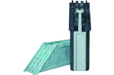Kupplung Winkel verschließbaren PVC heicko Segatori