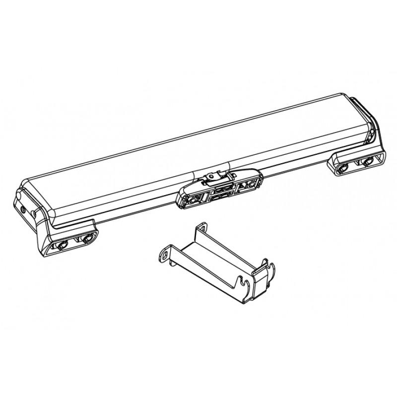 Kettenantrieb C20 230V 50Hz Topp 1 Punkt Schub Schwarz Grau oder Weiß