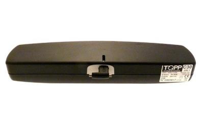 Topp-Kettenstellantrieb C30 24V 1 Schubkraftpunkt Schwarz Grau oder Weiß