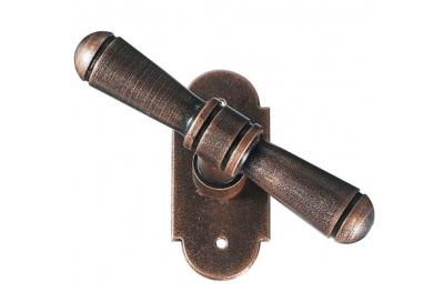 2095 Bern Galbusera Griff Hammer mit Rosetta Schmiedeeisen Fenster