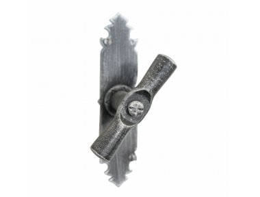 2122 Zylindergriff Hammer Schmiedeeisen Fenster Lorenz Ferart