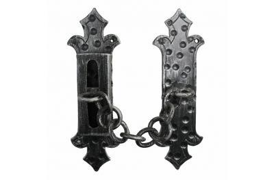 2156 Artisan Sicherheitskette Türen Schmiedeeisen Lorenz Ferart