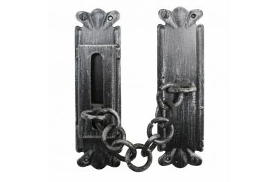 2158 Artisan Sicherheitskette Türen Schmiedeeisen Lorenz Ferart