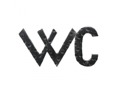 2205 Signal geschrieben WC Wrought Eisenbad Lorenz Ferart