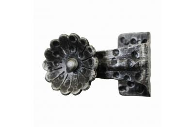 2262 Knob mit Blumen-Schmiedeeisen Türen für Lorenz Ferart