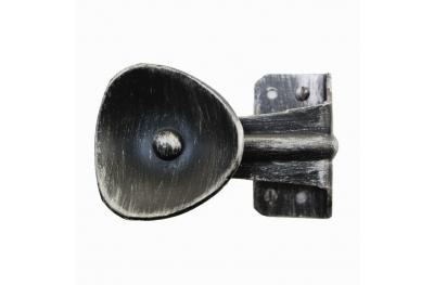 2264 Knob merkwürdige Schmiedeeisen Türen für Lorenz Ferart