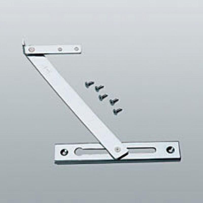Art.1300 Dentice Savio; Fermafinestre Arm Edelstahl 304