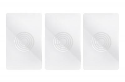 3 Karten für Connected Lock Somfy