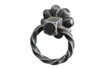 3210 Griff Ring Screwed Schmiedeeisen Möbel für Lorenz Ferart