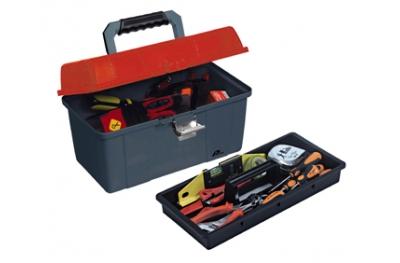 451 Plano Werkzeugkoffer mit Metallverschlüsse Contractor Line WerkzeugtrÄger