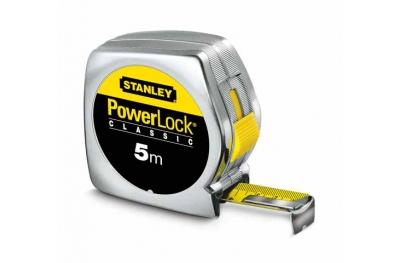 Stanley Powerlock Tape-Werkzeugkoffer Material Synthetisch 5m