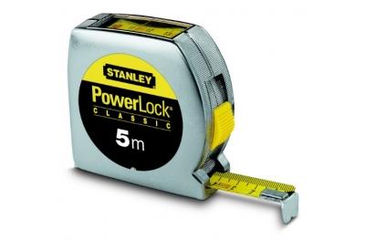 Stanley Powerlock tape tool Direktablesung 5m
