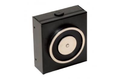 Quellen Schwarz Elektromagneten 140 Kg ohne Entriegelungsknopf 18100 Opera