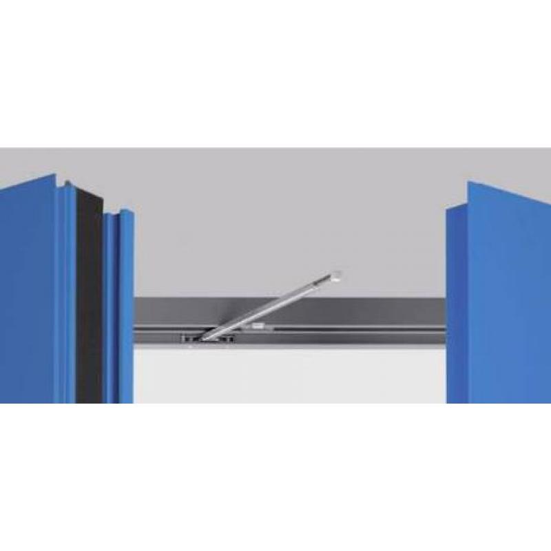 Regulator Verschluss Arm Silber RC / STD Art.4210020.001 Ninz