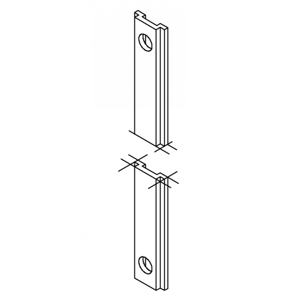 Stangenverlängerung Catenacci Giap Art.02113 Giesse; in Elettrogiesse 9