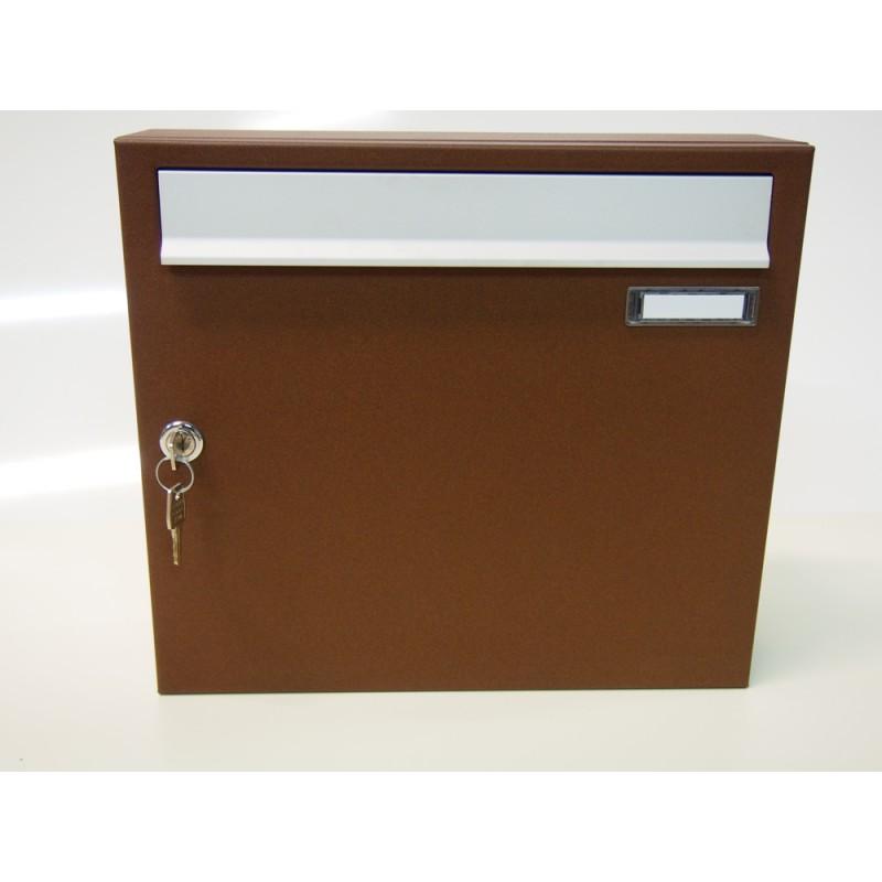 Mailbox Single Master Taietti Verschiedene Farben