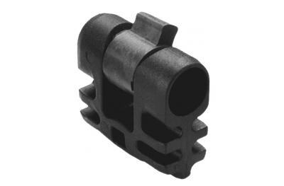 Oval Zylinder Anpassung ESINPLAST (Cisa Schlösser und Ähnliche)