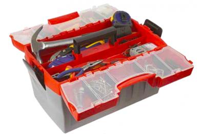 911 Plano Werkzeugkoffer mit Metallverschlüsse Design Line WerkzeugtrÄger